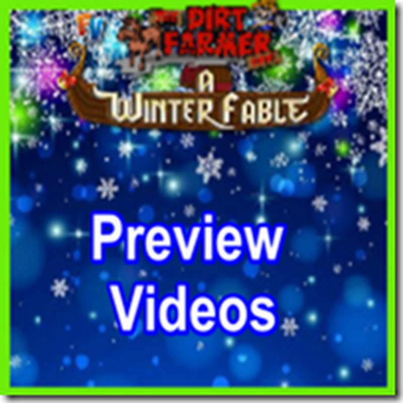A Winter Fable Preview Videos