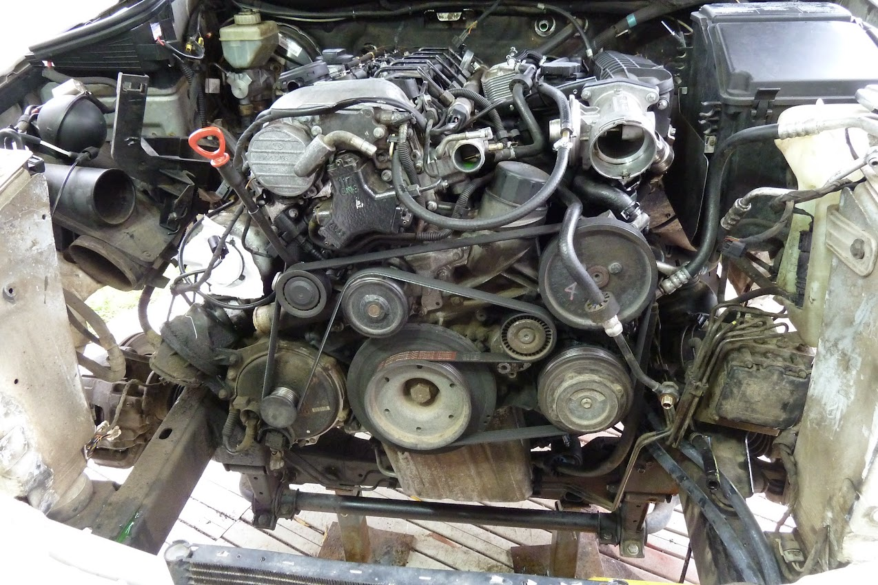 One For The Mercedes And Diesel Fans Diy Mechanics Toyota Rav4 Forums