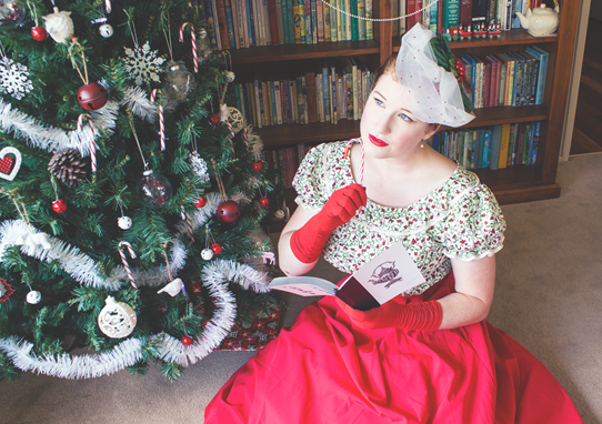 Dreaming of a vintage Christmas | Lavender & Twill