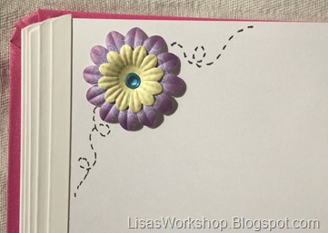 Pastel 2 Embellishments - Creative Memories Mother's Day Blog Hop on Lisa's Workshop
