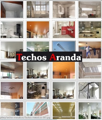 Techos aluminio Tarazona