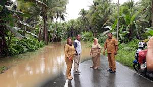 Banjir Morotai Ditaksir Menimbulkan Kerugian Matrial Milyaran Rupiah