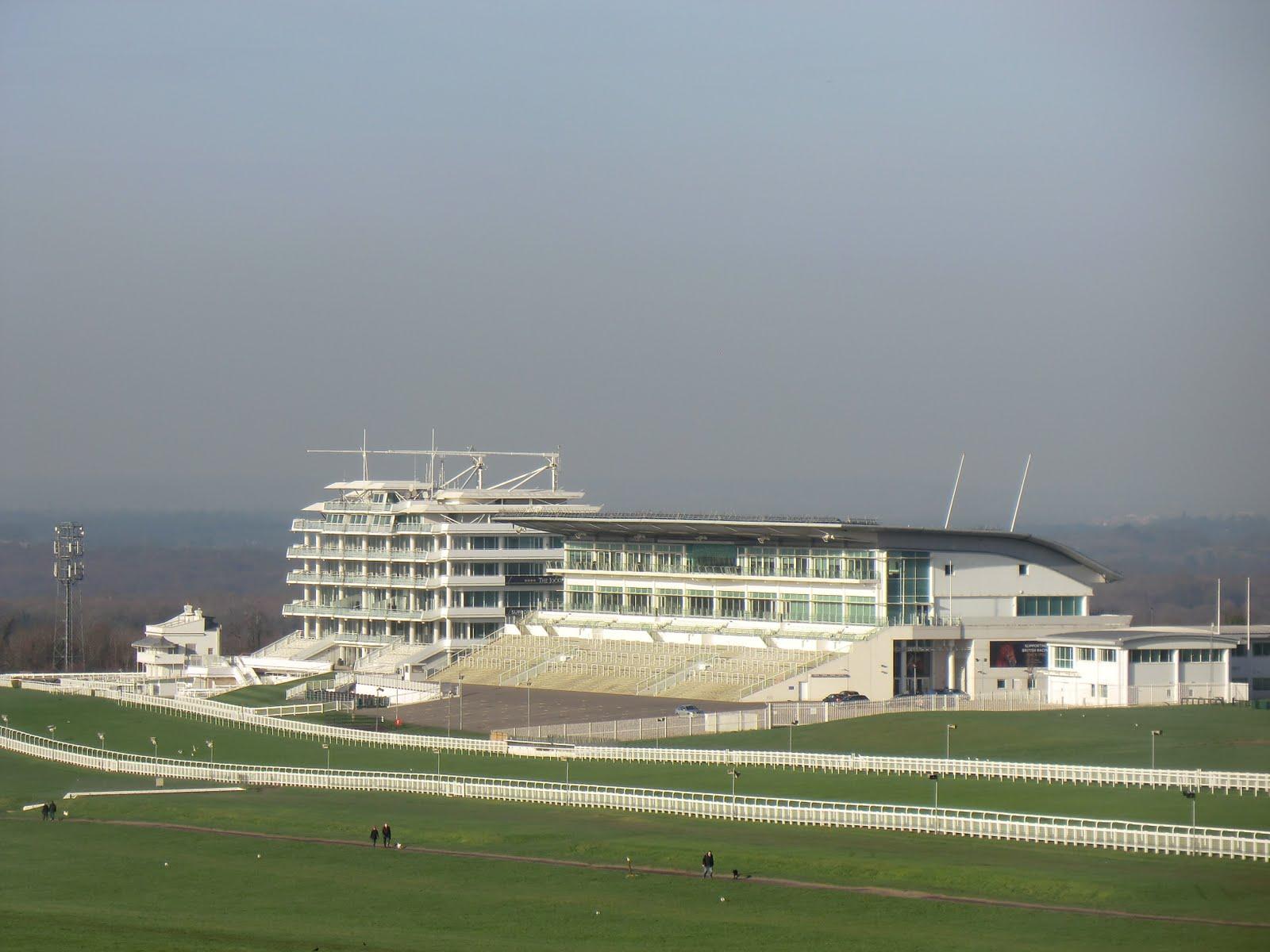 CIMG2210 Epsom Downs Racecourse