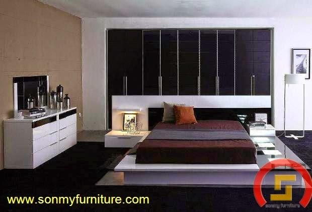Mẫu giường ngủ SMF 751