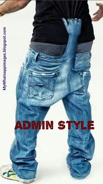 Admin Style
