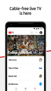 YouTube TV – Watch & Record Live TV Apk 1