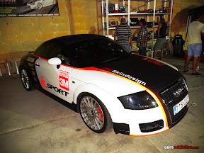 Vinyl Audi TT