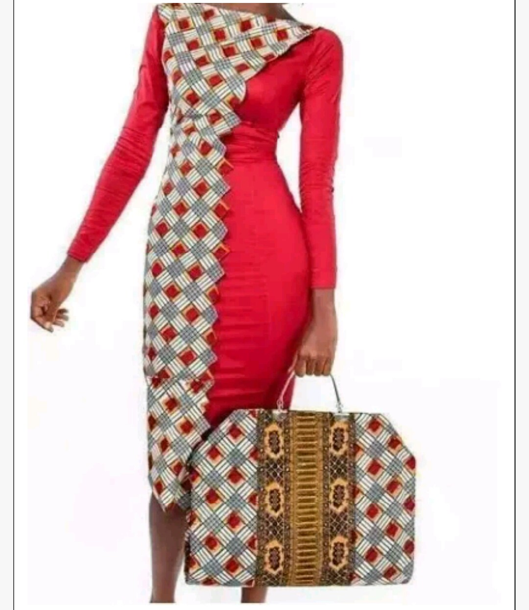 0eb05382815 ... a more advance leap with Ankara Fabricssewn with different styles of  gowns