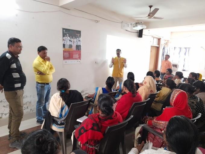 आशा फैसिलेटर की समीक्षात्मक बैठक आयोजित