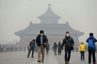 Environnement: la Chine ratifie l'accord de Paris sur le climat négocié lors de la COP21.