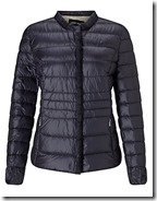 Gerry Weber indigo down filled jacket