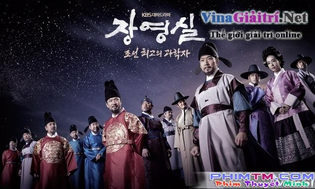 Xem Phim Vĩ Nhân Của Joseon - Jang Young Sil - phimtm.com - Ảnh 1