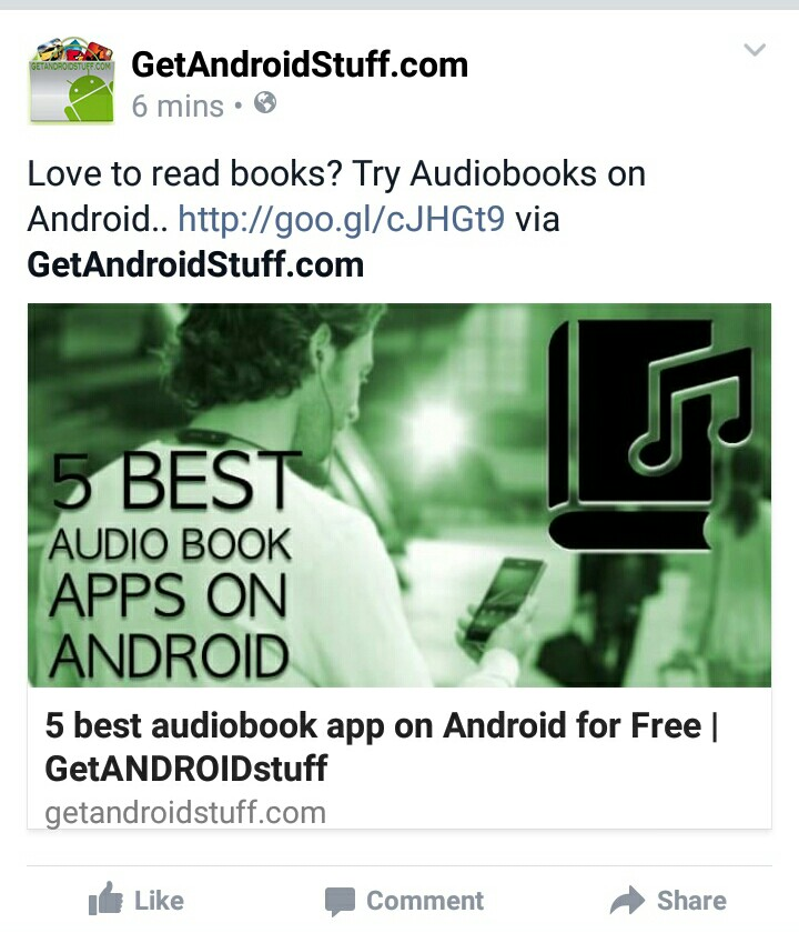 Healthy Living 123: Audio books app on Android