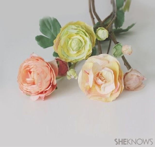 Flowers & Foliage DIY !!