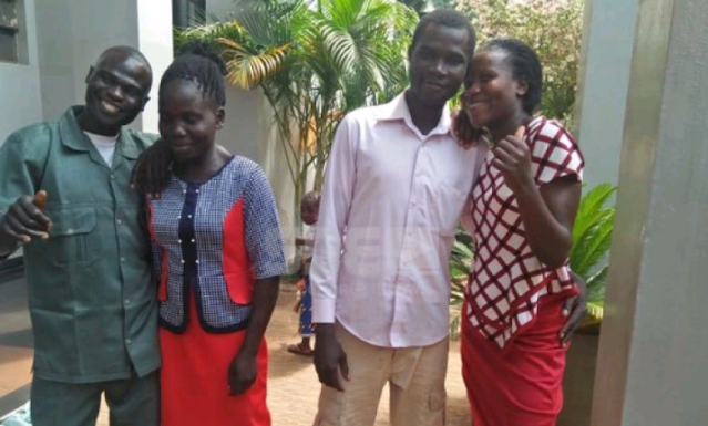 Busia men exchanging wives photo