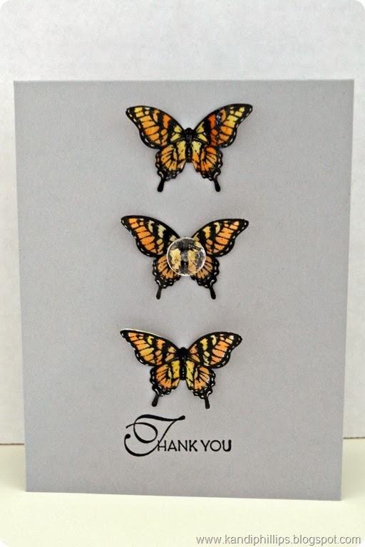 Monarch Thank You