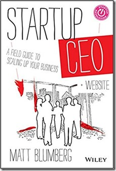 Startup CEO book