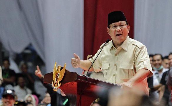Sebut Prabowo Sosok Mengerikan, Direktur SUDRA: Syahwat Berkuasanya Mengalahkan Akal Pikiran!