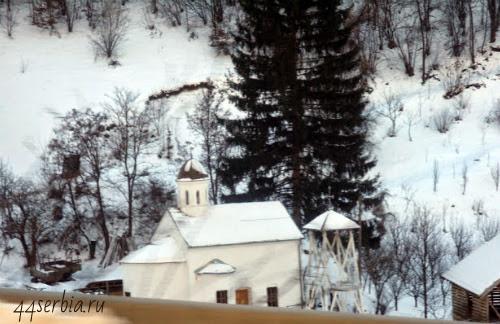Церковь по пути