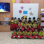 Star day Celebrated by Nursery Evening Section at Witty World, Chikoowadi (2018-19)