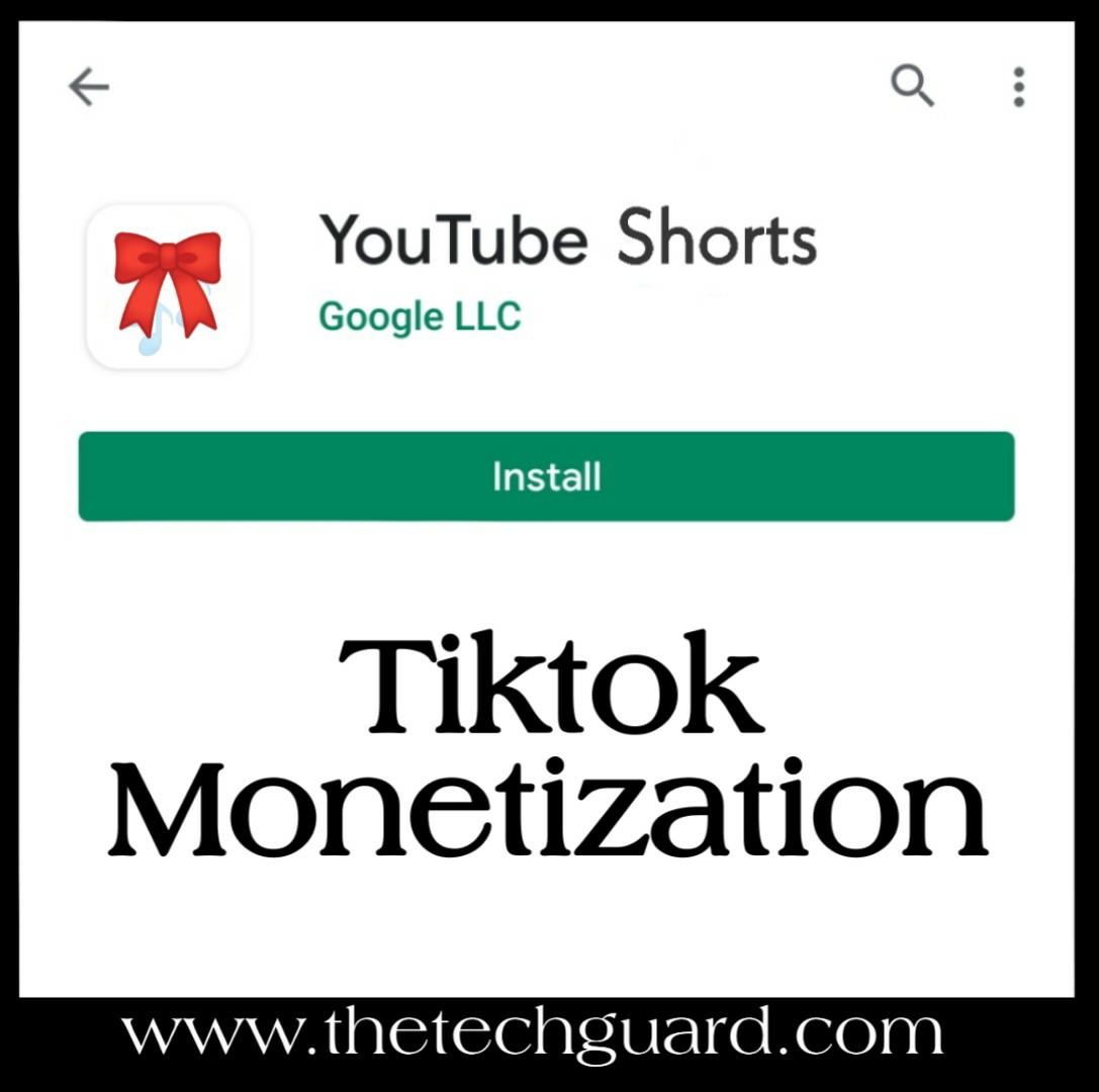 Youtube Shorts Beta Version Launched - Tiktok enabling Monetization