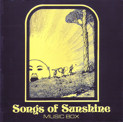 Music Box ~ 1972 ~ Songs Of Sunshine