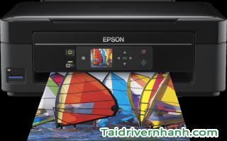 tải và cài đặt phần mềm phần mềm driver máy in Epson XP-305