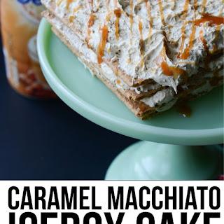 Caramel Macchiato Icebox Cake