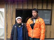 小坂部さん親子 (2013.2.3)