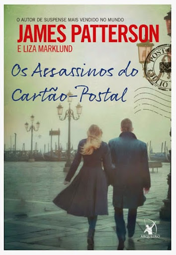 james patterson - assassinos do cartao postal