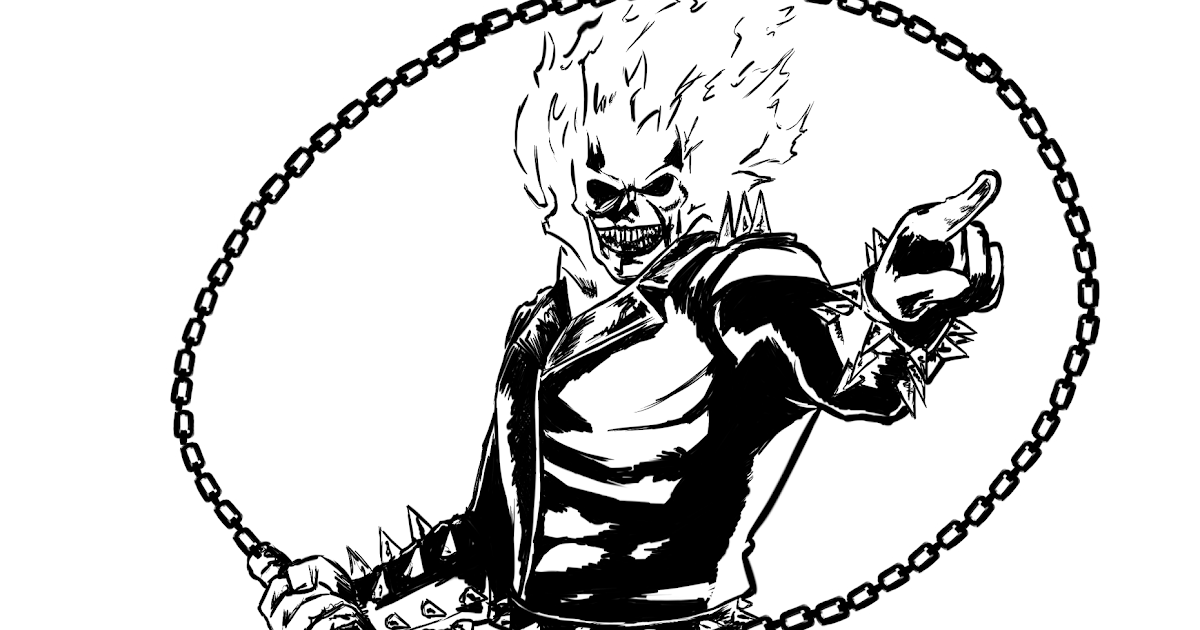 MVC3: Ghost Rider