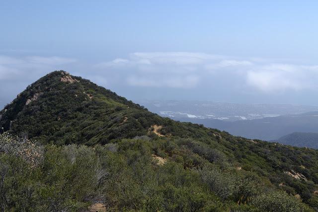 southerly peak