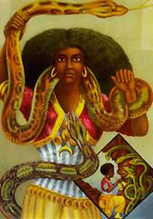 Agwe y Mami Wata sistemas de magia escribir una novela fantasia magia vudu magia negra magia blanca