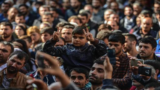 إدارة بايدن تنتقد بشدة تحرك تركيا لحل حزب الشعوب الديمقراطي الموالي للكُرد