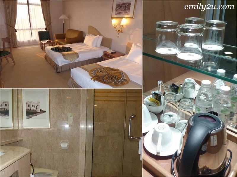 Merdeka Palace Hotel Suites Kuching Sarawak