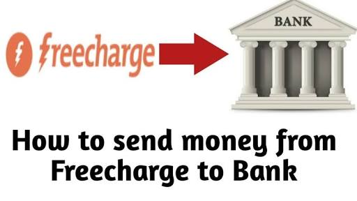 How to Transfer FreeCharge Cashback Amount to Bank?