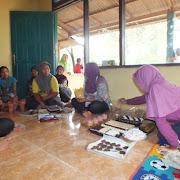 Pelatihan Olahan Makanan Sekolah Lapang USB Desa Panglungan
