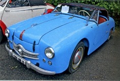Panhard 1952 Dyna Junior roadster (X86)
