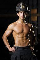 Firefighters Calendar Guys Part 9 - from Fired Up for Kids Organization