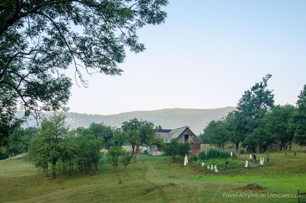 Сельский колорит в Квасах