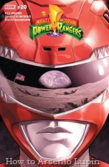 [MT] Mighty Morphin Power Rangers 020-000