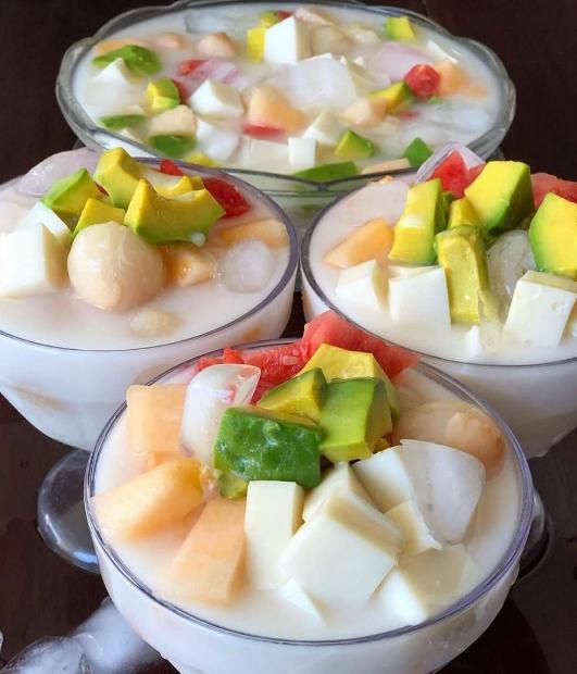 Es Pudding Buah