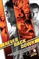 Never back down - Không chùn bước