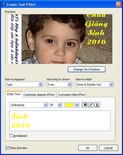 Easy GIF Animator 5.1 Pro Full - Phần mềm làm ảnh động - Image 07