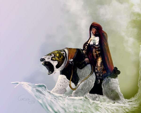 Best Defender, Spirit Companion 1