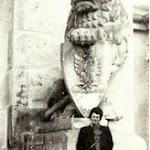 Leo_001_1946 r. Poźegnanie z lwem.jpg
