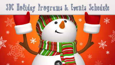 SDC Holiday Programs & Events