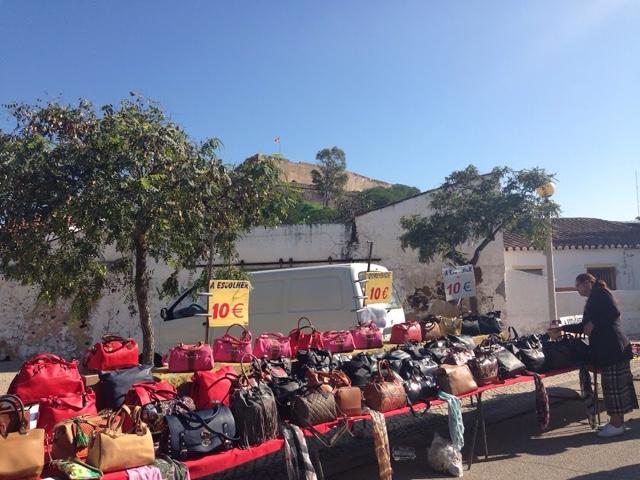 Día de mercado en Castro Marim