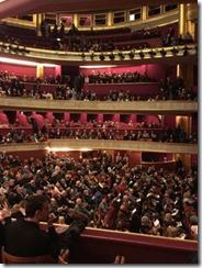 Teatre des champs Elysees 1