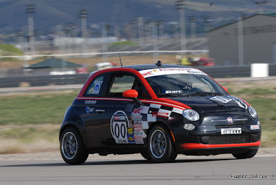 Fiat USA/SRT/Carbotech Fiat 500